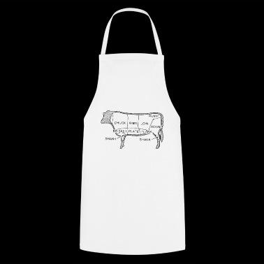 Wołowina - podziałowej - Fartuch kuchenny