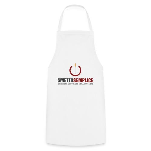Smetto Semplice - Grembiule da cucina