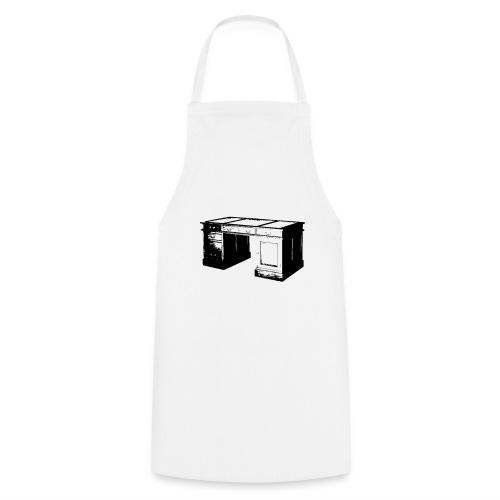 Het Bureau - Logo - Keukenschort
