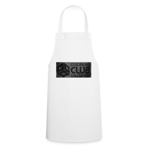 Coopers Club Collection distressed logo - Cooking Apron