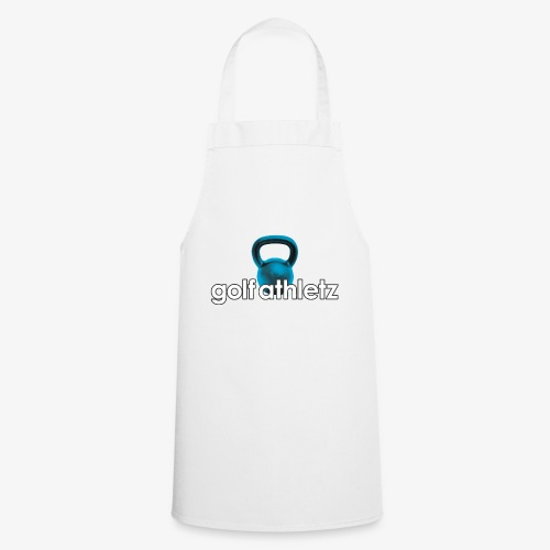 GOLF ATHLETZ - Kettlebell Trainings Sport Motiv - Kochschürze