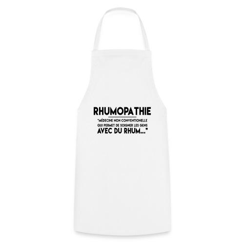 Rhumopathie - Tablier de cuisine