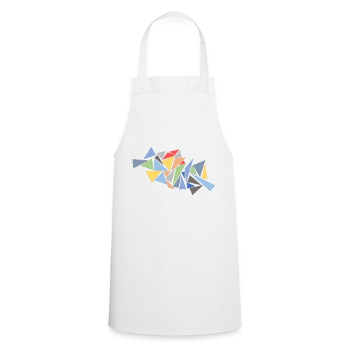 Modern Triangles - Cooking Apron