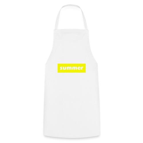 summer - Keukenschort