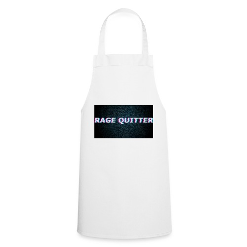 Rage Quitter Design 1 - Cooking Apron