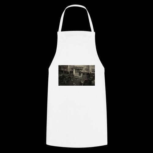 BLOCK HOODIE - Kochschürze
