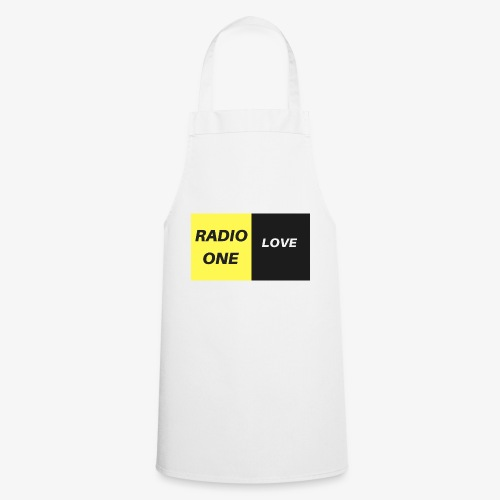 RADIO ONE LOVE - Tablier de cuisine