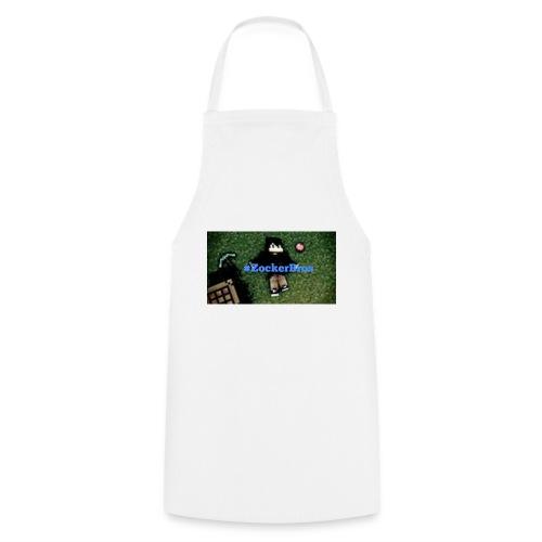 #Zockerbros t-shirt - Kochschürze