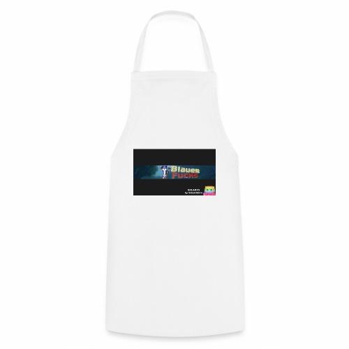 Minecraft Banner / BlauerFuchs - Kochschürze