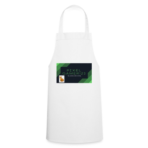 PIXEL GAMER123 HEADER - Cooking Apron