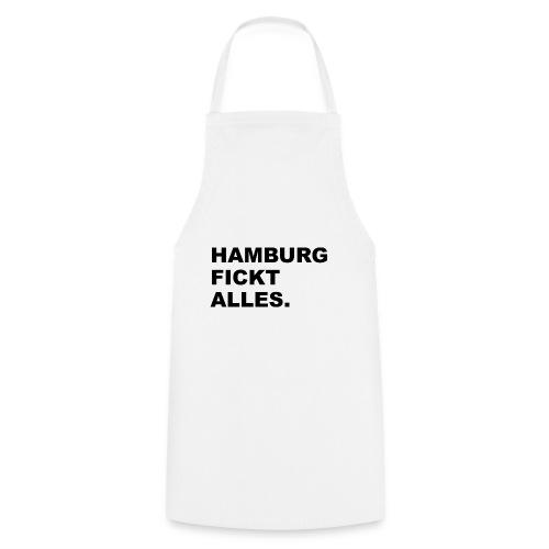 Hamburg fickt alles. - Kochschürze