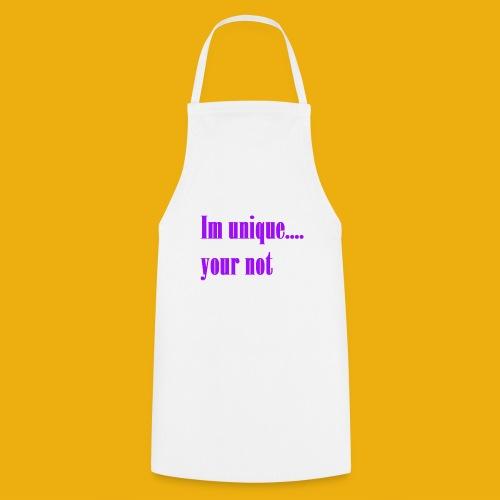 izel and halle unique merch - Cooking Apron