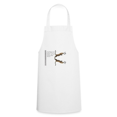 panthère - Tablier de cuisine