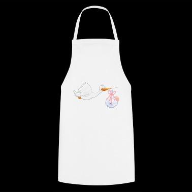 niemowlę - Fartuch kuchenny