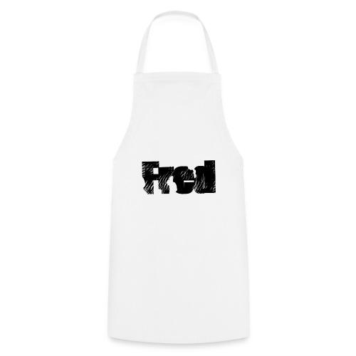 Fred logo - Forklæde