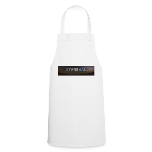 Stars4All Panoramica high - Delantal de cocina