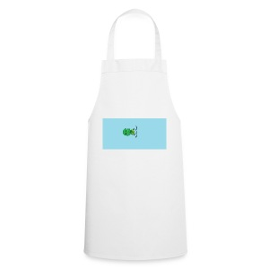 Men's T-Shirt with Turtle Design - Cooking Apron