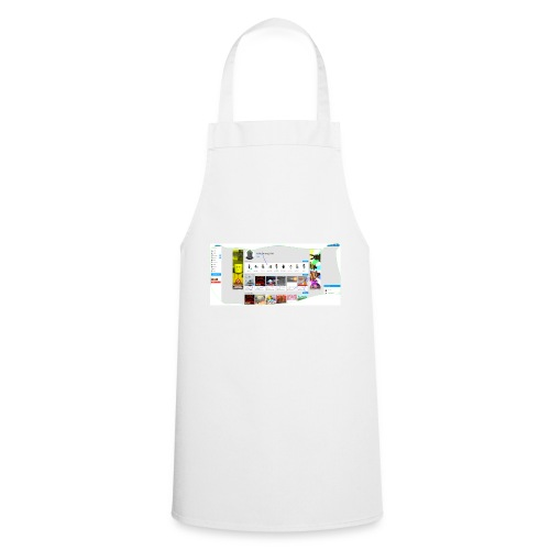 my robox channle - Cooking Apron