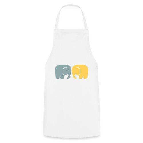 Vi två elefanter - Förkläde