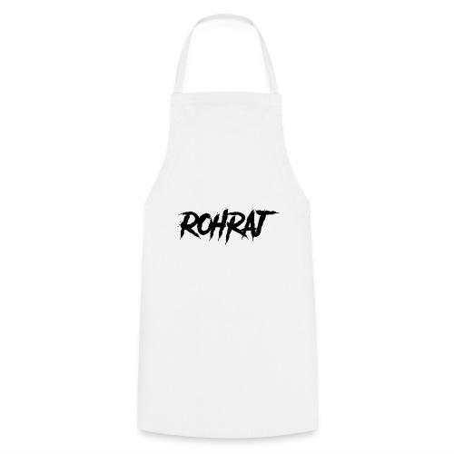 rohraj logo - Cooking Apron