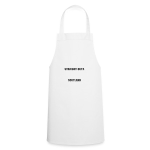 Straight Outa Scotland! Limited Edition! - Cooking Apron