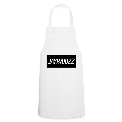 JAYRAIDZZTEXTLOGO - Cooking Apron