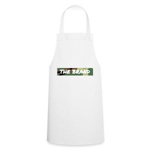 LIMITED EDITION CAMO BOX LOGO - Cooking Apron