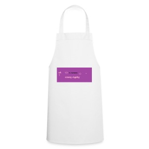 casey first merch :O - Cooking Apron