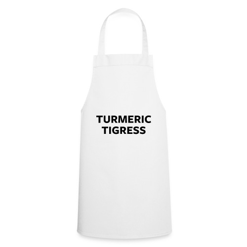 Turmeric Tigress - Cooking Apron