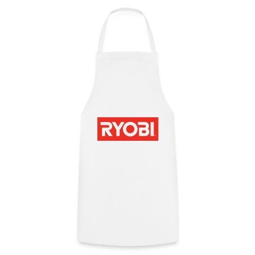 Red Ryobi - Cooking Apron