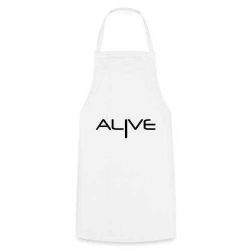 Alive - Delantal de cocina