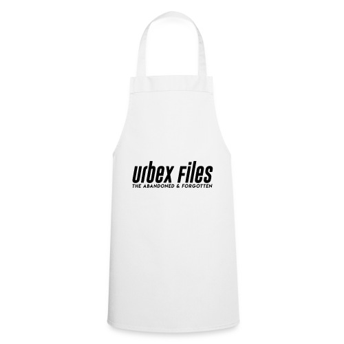Urbex Files Vest - Keukenschort
