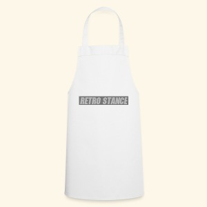 Retro Stance - Cooking Apron