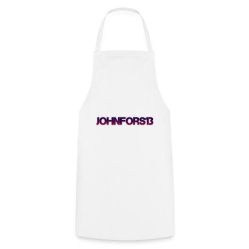 JohnFors13 Logo - Förkläde