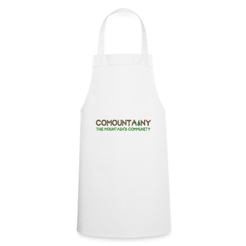 COMOUNTAINY - Tablier de cuisine