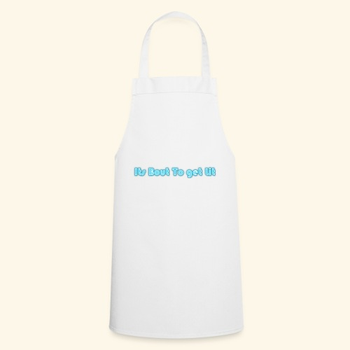 MY SLOGAN - Cooking Apron
