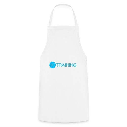 h+ training logo - Kochschürze