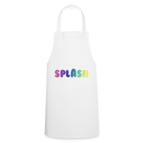 Splash logo - Tablier de cuisine