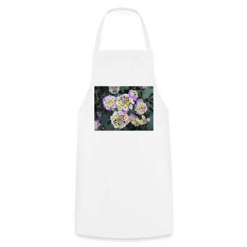 Flower power Nº8 - Delantal de cocina
