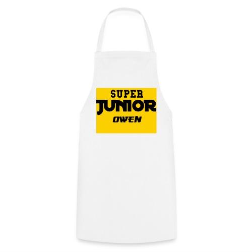 SJO Big DF Text - Cooking Apron