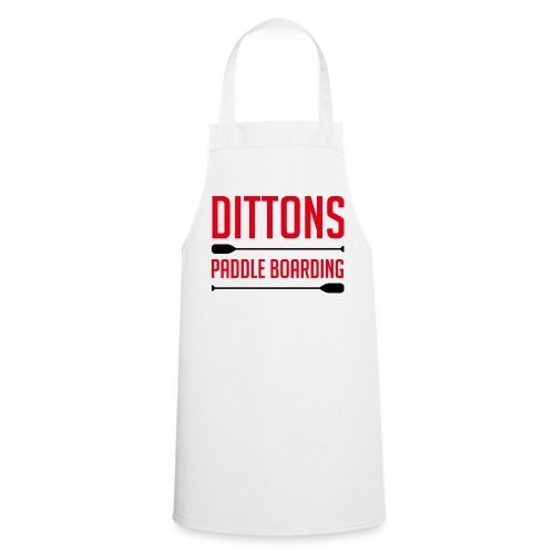 Dittons Paddle Boarding Logo - Cooking Apron
