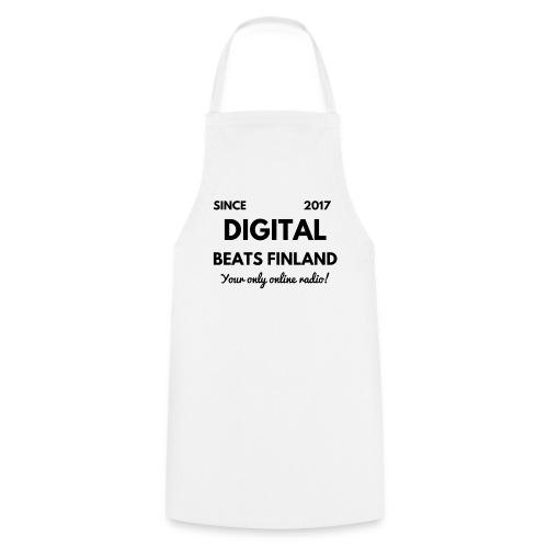 SINCE 2017 Digital Beats Finland - Cooking Apron