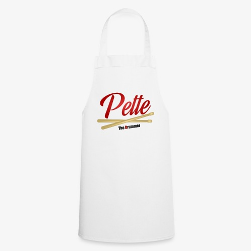 Pette the Drummer - Cooking Apron