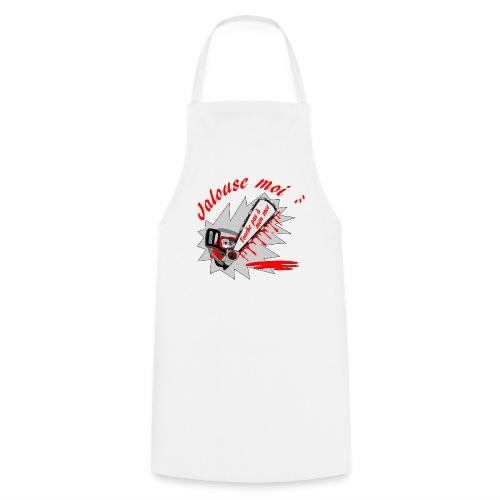 t shirt jalouse moi amour possessif humour FS - Tablier de cuisine