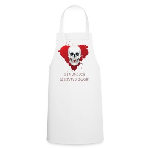 SLAUGHTER IS NEVER HUMANE - Cooking Apron