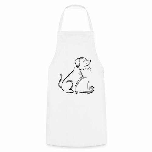 Haustiere bedrucken - Kochschürze
