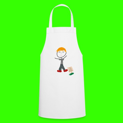 THE AUSTIN HALL (AKA THEBIGBEEFIS) TOUR - Cooking Apron
