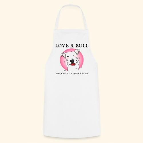 LOVE A BULL - Grembiule da cucina