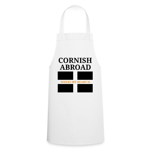 Cornish abroad - Cooking Apron