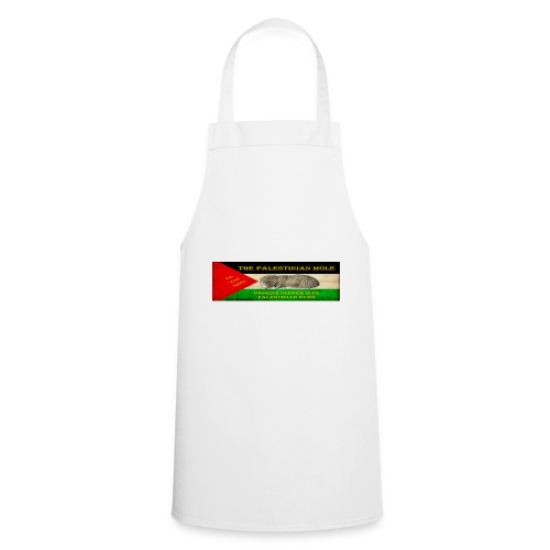 The Palestinian Mole - Cooking Apron